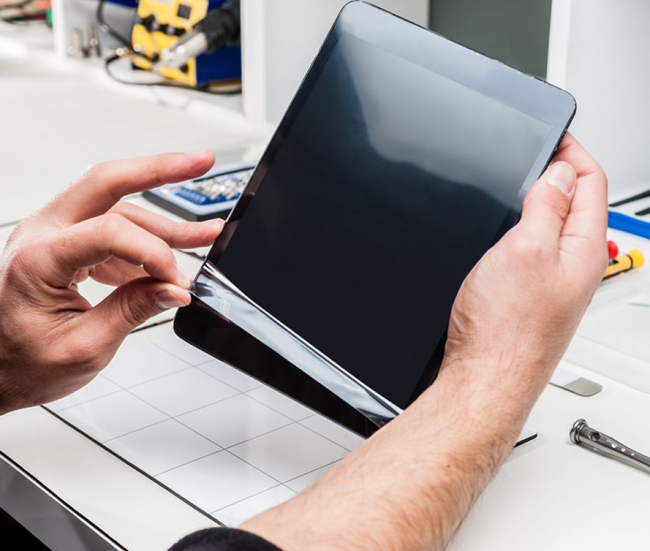 Výměna obrazovky iPhone a iPadu