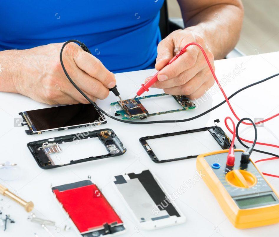 Oprava hardwaru a základních desek