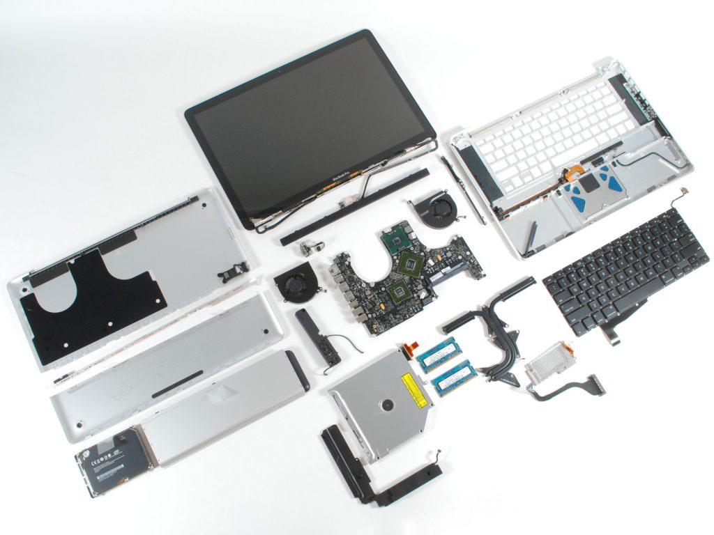 Opravy Macbook