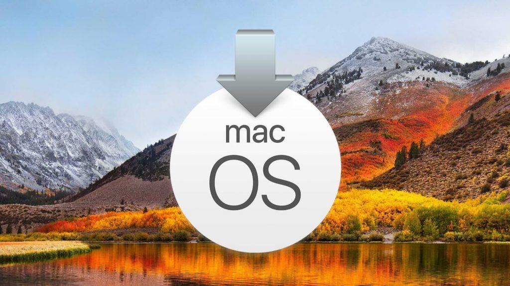 Přeinstalace systému MacOS