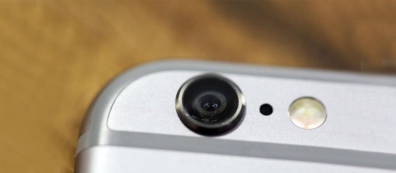 Výměna objektivu fotoaparátu